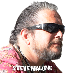 Steve Malone - the Trucker